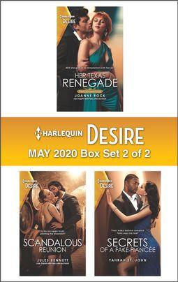 Harlequin Desire May 2020 - Box Set 2 of 2
