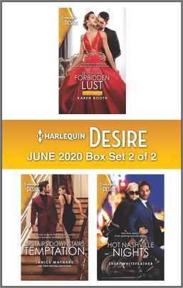 Harlequin Desire June 2020 - Box Set 2 of 2
