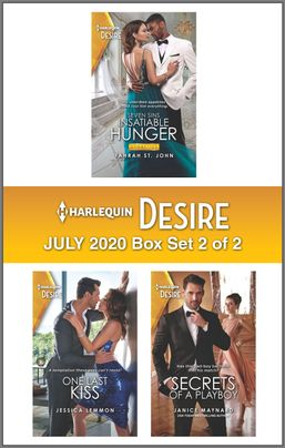 Harlequin Desire July 2020 - Box Set 2 of 2
