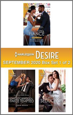 Harlequin Desire September 2020 - Box Set 1 of 2