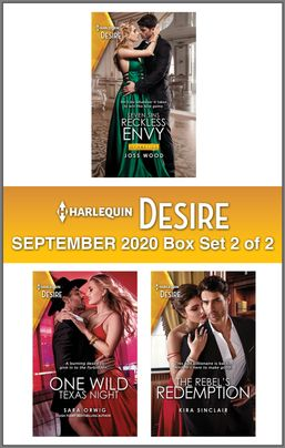 Harlequin Desire September 2020 - Box Set 2 of 2