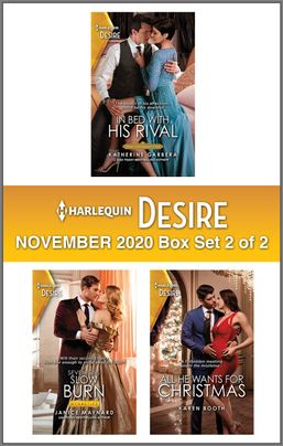 Harlequin Desire November 2020 - Box Set 2 of 2