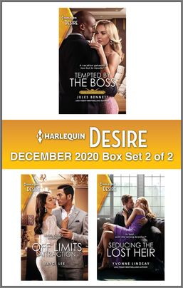 Harlequin Desire December 2020 - Box Set 2 of 2