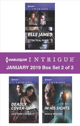 Harlequin Intrigue January 2020 - Box Set 2 of 2