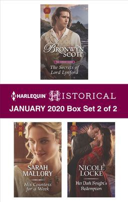 Harlequin Historical January 2020 - Box Set 2 of 2