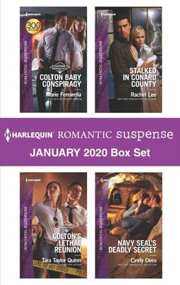 Harlequin Romantic Suspense January 2020 Box Set