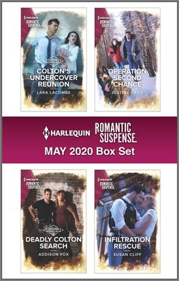 Harlequin Romantic Suspense May 2020 Box Set
