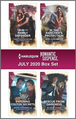Harlequin Romantic Suspense July 2020 Box Set