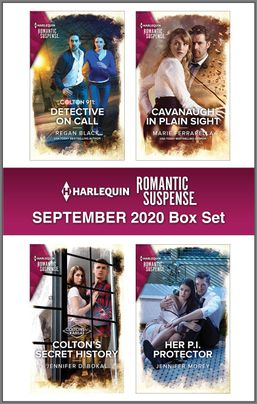 Harlequin Romantic Suspense September 2020 Box Set