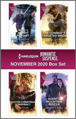 Harlequin Romantic Suspense November 2020 Box Set