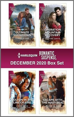 Harlequin Romantic Suspense December 2020