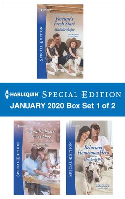 Harlequin Special Edition January 2020 - Box Set 1 of 2