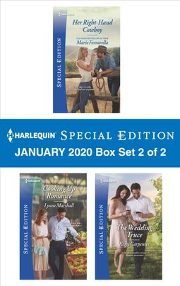 Harlequin Special Edition January 2020 - Box Set 2 of 2