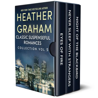 Heather Graham Classic Suspenseful Romances Collection Volume 5