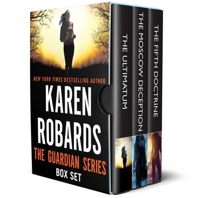 The Guardian Series Box Set
