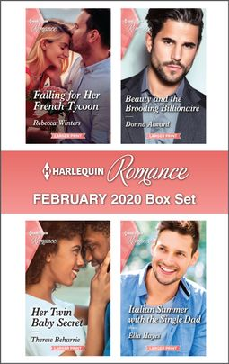 Harlequin Romance February 2020 Box Set