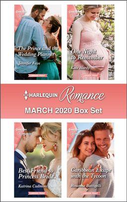 Harlequin Romance March 2020 Box Set
