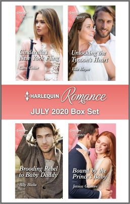 Harlequin Romance July 2020 Box Set
