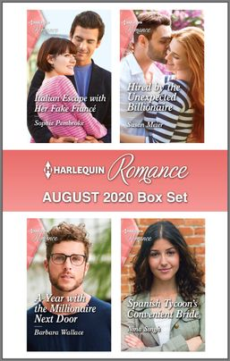 Harlequin Romance August 2020 Box Set