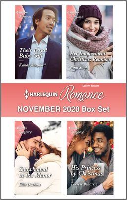 Harlequin Romance November 2020 Box Set