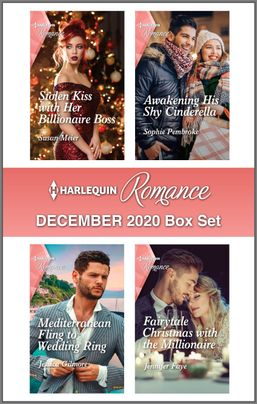 Harlequin Romance December 2020 Box Set