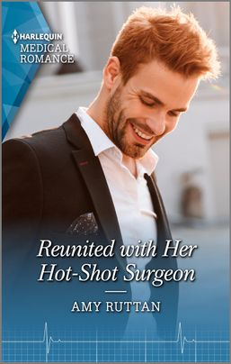 Reunited with Her Hot-Shot Surgeon