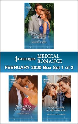 Harlequin Medical Romance February 2020 - Box Set 1 of 2