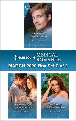 Harlequin Medical Romance March 2020 - Box Set 2 of 2