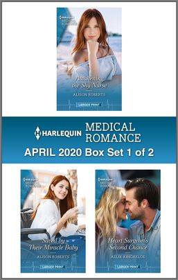 Harlequin Medical Romance April 2020 - Box Set 1 of 2
