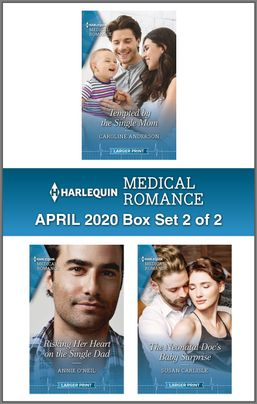 Harlequin Medical Romance April 2020 - Box Set 2 of 2