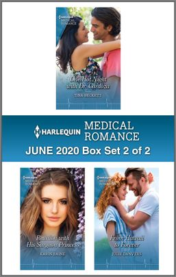 Harlequin Medical Romance June 2020 - Box Set 2 of 2
