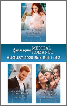 Harlequin Medical Romance August 2020 - Box Set 1 of 2
