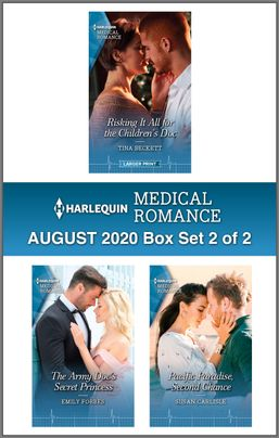 Harlequin Medical Romance August 2020 - Box Set 2 of 2