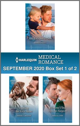 Harlequin Medical Romance September 2020 - Box Set 1 of 2