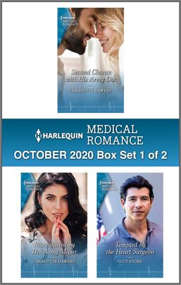 Harlequin Medical Romance October 2020 - Box Set 1 of 2