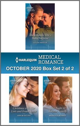 Harlequin Medical Romance October 2020 - Box Set 2 of 2