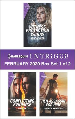 Harlequin Intrigue February 2020 - Box Set 1 of 2