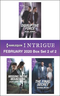 Harlequin Intrigue February 2020 - Box Set 2 of 2