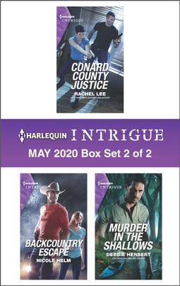 Harlequin Intrigue May 2020 - Box Set 2 of 2