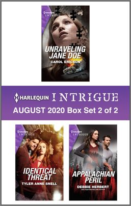 Harlequin Intrigue August 2020 - Box Set 2 of 2