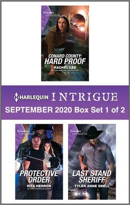 Harlequin Intrigue September 2020 - Box Set 1 of 2