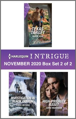 Harlequin Intrigue November 2020 - Box Set 2 of 2