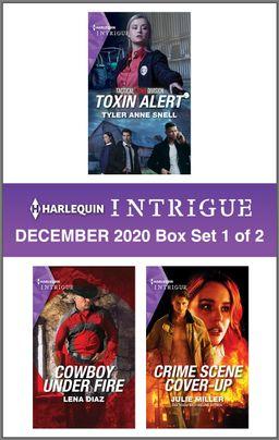 Harlequin Intrigue December 2020 - Box Set 1 of 2