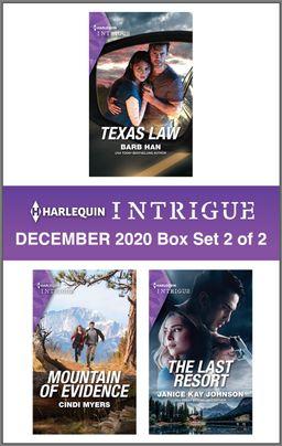 Harlequin Intrigue December 2020 - Box Set 2 of 2