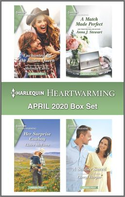 Harlequin Heartwarming April 2020 Box Set
