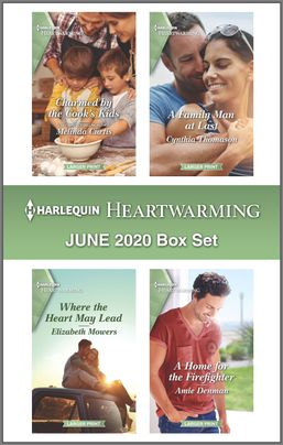 Harlequin Heartwarming June 2020 Box Set