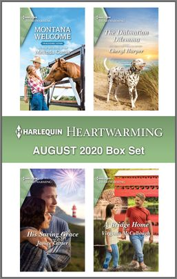 Harlequin Heartwarming August 2020 Box Set