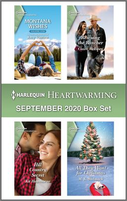 Harlequin Heartwarming September 2020 Box Set