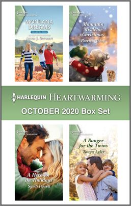 Harlequin Heartwarming October 2020 Box Set