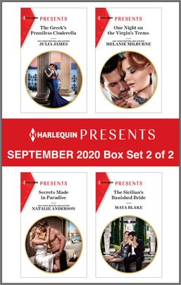 Harlequin Presents - September 2020 - Box Set 2 of 2